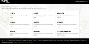 Retabet: un sitio de apuestas único Screenshot