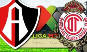 Atlas vs Toluca