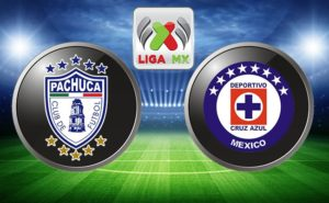 Pachuca vs Cruz Azul