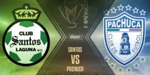 Santos vs Pachuca