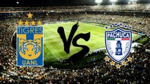Tigres vs Pachuca