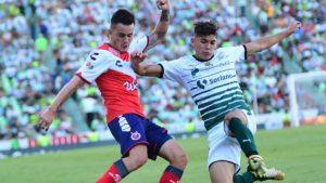 Santos Laguna vs Veracruz