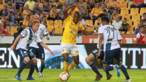 Tigres vs Puebla