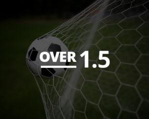 Estrategia Over 1.5 goles
