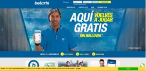 Betcris Apuestas Deportivas Screenshot