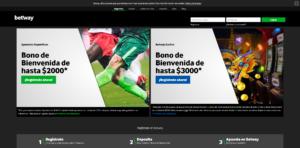 Betway Apuestas Deportivas Screenshot