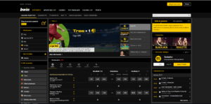 Bwin: el sitio de apuestas más popular en España Screenshot